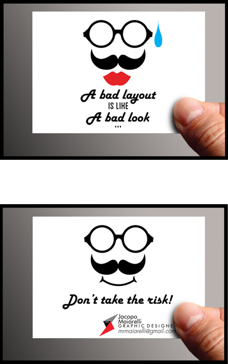 Funny business cards - JAMA